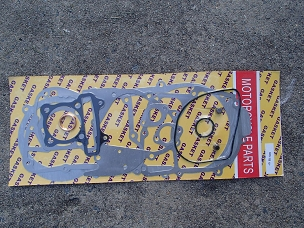 Complete gasket set for 150cc Chinese scooter